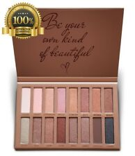 New Best Pro Eyeshadow Palette Makeup Matte+Shimmer 16 Colors Highly Pigmented