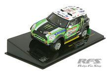 MINI ALL 4 Racing-Team Monster Energy-Rally Dakar 2012 - 1:43 Ixo 572 RAM