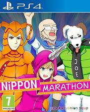 Nippon Marathon For PS4 (New & Sealed)