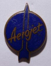 Aerojet Company Pin - Earlier Bastian Bros Maker - SB