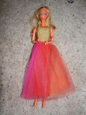 1970'S VINTAGE FASHION PHOTO BARBIE IN ORIGINAL OUTFIT W/ RING