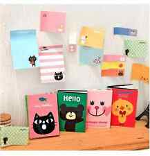 Animal Four Fold Booklet 180 pages Post-it/ Sticky Note/ Memo/ Writing Pad