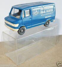 MICRO WIKING HO 1/87 MERCEDES 207 D FOURGON VAN SERVICE PAUL MAYER GARAGE IN BOX
