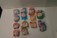 1999 McDonalds Doug's 1st Movie MIP Complete TWO Sets of 8