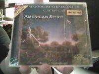 "Mannheim Steamroller - ""American Spirit"" Brand New/Factory Sealed AMERICANA"