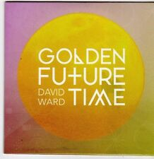 (FG860) David Ward, Golden Future Time - 2013 CD