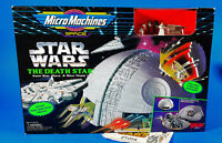 NEW!💥Star Wars Micro Machines💥THE DEATH STAR PLAYSET💥Vintage,1993✅Fast Ship!