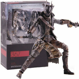 Figma Bloodborne Hunter 367 Max Factory Action Figure 15cm PVC Model Toy Gift