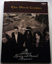 BLACK CROWES The Southern Harmony and Music Companion Guitar Tab Music Songbook
