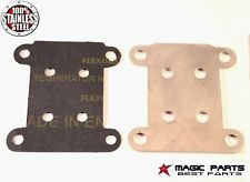 ALFA ROMEO 147 156 159 166 FIAT STILO ,CROMA EGR BLANKING PLATE HOLE AND GASKET