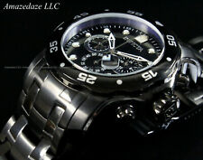 NEW Invicta Mens Combat Pro Diver Scuba VD53 Chronograph Stainless Steel Watch
