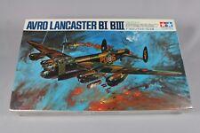 ZF006 TAMIYA 1/48 rare maquette avion 61020 4000 1/48 AVRO LANCASTER BI/BII N°9