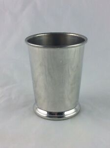 Cartier Silver Pewter Goblet Cup