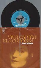 """7""""   Imca Marina – Viva Espana"""