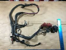 10 2010 Ford Taurus 3.5L Positive Battery Cable E