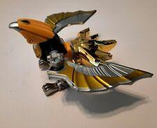 Power Rangers Wild Force BANDAI Power Animal GAO YELLOW EAGLE Zord Gaoranger