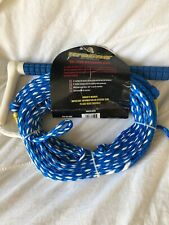 Proline Launch Package Wake Rope 65 Foot Blue  Brand new