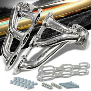 BFC Race Shorty Tube Exhaust Header Manifold For 300/Charger/Magnum V6 SOHC AT