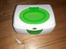 Munchkin Warm Glow Wipe Warmer with Power Cord, Excellent Condition