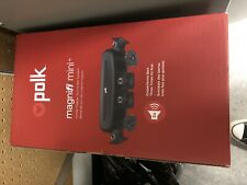 Polk Audio Magnifi Mini Home Theater Sound Bar - Black