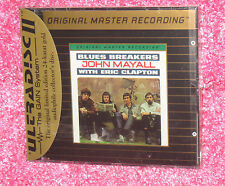 JOHN MAYALL Blues Breakers ERIC CLAPTON - MFSL GOLD Disc CD SS Bluesbreakers OOP