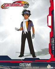 COSTUME,COSTUME DE CARNAVAL,BEYBLADE TAILLE 3 -8/10ANNI DISFRAZE ENSEMBLE