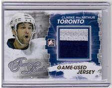 CLARKE MacARTHUR 11/12 ITG Forever Rivals GOLD Jersey M-13 SP /10 Maple Leafs