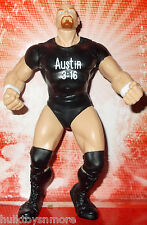Stone Cold Steve Austin WWE Jakks Pacific Action Figure Ripped and Ruthless WWF