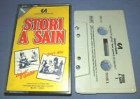 STORI A SAIN WELSH childrens cassette audio book K43