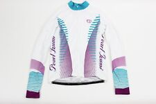 PEARL IZUMI Women's Elite Thermal LTD Jersey, Medium (M) -Futuristic Scuba Blue