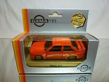 GAMA MINI 1153 BMW M3 E30 - RED 1:43 - GOOD CONDITION IN BOX