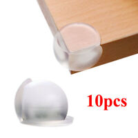 Ball Shape Desk Corner Protector Table Edge Cushion Silicone Guard Baby Safety