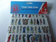 """Where's Wally?"" Can You Find Him.... Birthday Table Cover....180cm x 120cm"