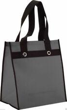 borse sportive , borse shopping in tela da donna grigi tela