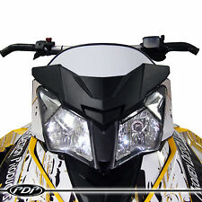 2013+ Ski Doo SUMMIT T-3 / SP / Snowmobile Windshield _ WHITE XM XS WINDSHIELD