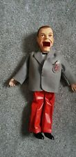 VINTAGE BOXED PALITOY ARCHIE ANDREWS VENTRILOQUIST DOLL RED TROUSERS