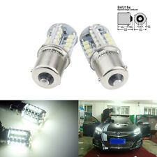 PY21W BAU15s 581 40 SMD LED Bulbs Front Rear Side Indicator Signal Brake Lights