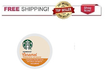 Starbucks Caramel 48 count k-cups Keurig Brand Coffee