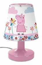 Children's Peppa Pig Bedroom Lighting