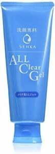 Facial Cleansing Senka All the Clear Gel Makeup Remover Gel 6.3 oz (160 FromJP