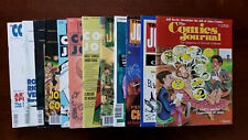 Comics Journal Magazine (1987-1995) Choose your Issue