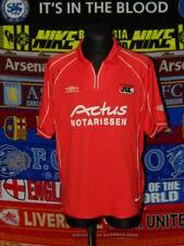4.5/5 AZ Alkmaar adults XXL 2003 football shirt jersey trikot soccer