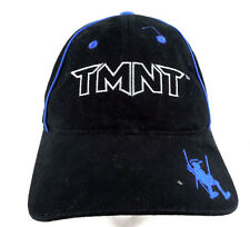 TMNT 2007 Movie Leo Cap Adjustable Teenage Mutant Ninja Turtles Black Blue