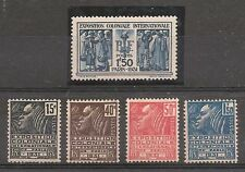 Timbres France neufs ** - N° 270 et 274