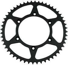 Suzuki RM125 RM250 RM-Z450 JT Sprockets 52T Steel Rear Sprocket JTR808 52 Black