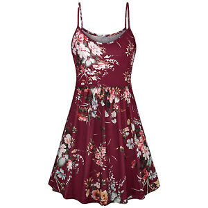 Women Camisole Nursing Dress Ladies Pregnancy Summer Casualwear Fashion Skirts