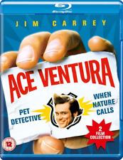 Ace Ventura: Pet Detective/Ace Ventura: When Nature Calls [Blu-ray] [Region Free