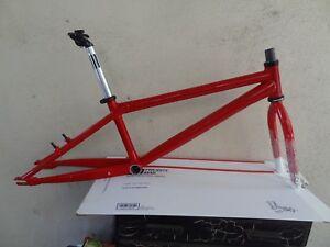 ANARCHY - BMX frame - Redline fork
