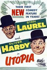 UTOPIA 1951 Comedy Movie Film PC Windows Mac iPhone iPad Tablet INSTANT WATCH
