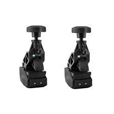 2Pcs Motorcycle Car ATV Tire Changer Bead Clamp Drop Center Rim Protective Tool